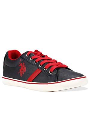 U.S. Polo Assn. 277004 Lacivert Kadın Ayakkabı