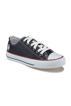 U.S. Polo Assn. 277815 Lacivert Kadın Ayakkabı