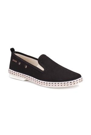 Panama Club 518 M 1612 Siyah Erkek Ayakkabı