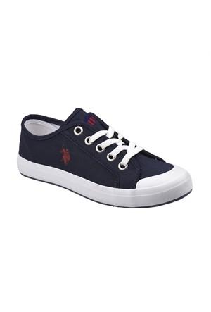 U.S. Polo Assn. A3352288 Lacivert Erkek Sneaker