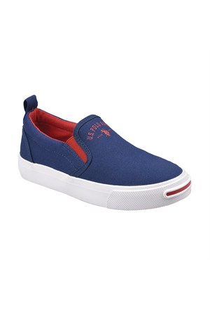U.S. Polo Assn. A3351458 Lacivert Unisex Çocuk Sneaker