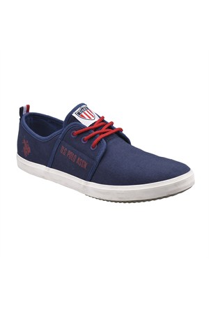 U.S. Polo Assn. A3351686 Lacivert Erkek Sneaker