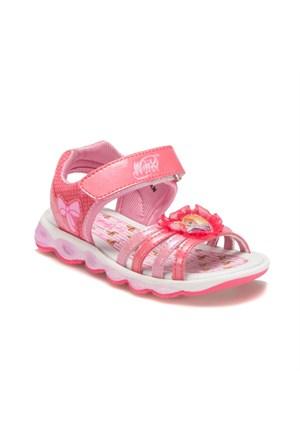 Winx A3335501 Mercan Kız Çocuk Sandalet
