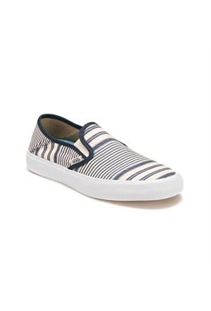 Vans V19sih2-Slıp-On Sf Lacivert Kadın Sneaker