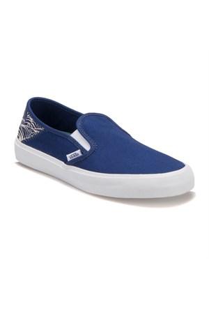 Vans V19sirc-Slıp-On Sf Mavi Kadın Sneaker