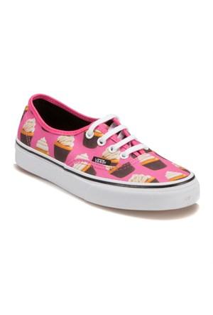 Vans V3b9ifd-Authentıc Pembe Kadın Sneaker