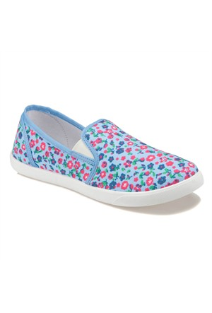 Carmens U1601 Z Mavi Kadın Sneaker