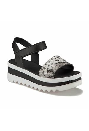 Butigo Bss16208 Z 1684 Siyah Kadın Sandalet