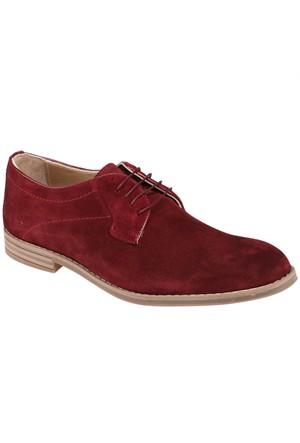 Forester 31156-2 M 1910 Bordo Erkek Deri Ayakkabı