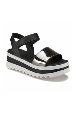 Butigo Bss16208 Z 1684 Antrasit Kadın Sandalet