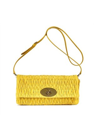 Desa Kadın Postacı Çantası Sarı