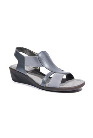 Aerosoles Husky Kadın Sandalet Gümüş
