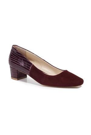 Desa Bailey Kadın Klasik Ayakkabı Bordo