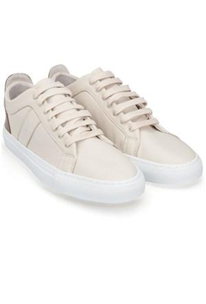 Bensimon Bicolor Flexys Deri Sneaker