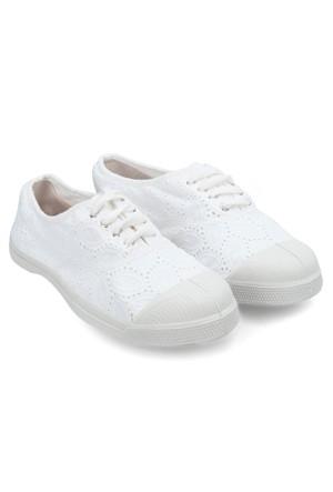 Bensimon Tennis English Broidery Ayakkabı