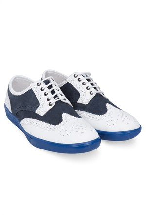 Swear Gene 21 Brogued Sneaker