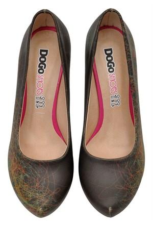 Dogostore Wiseman Topuklu Ayakkabı