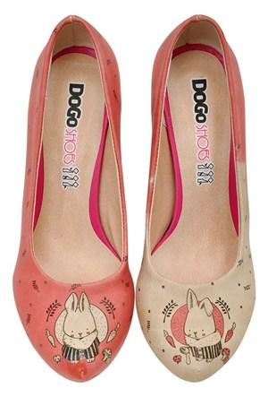 Dogostore I Am Really Lost Topuklu Ayakkabı