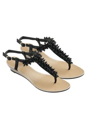 Twigy 2016 Taşlı Sandalet