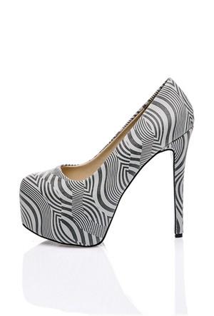 Los Ojo Bella Topuklu Ayakkabı