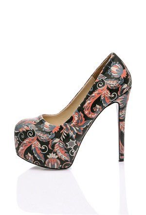 Los Ojo Boundy Topuklu Ayakkabı