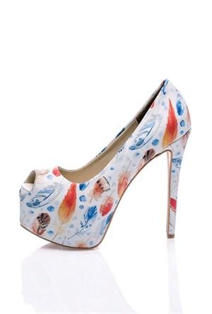 Los Ojo Brenda Topuklu Ayakkabı