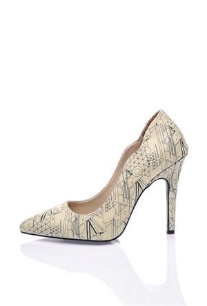 Los Ojo Brussel Topuklu Ayakkabı