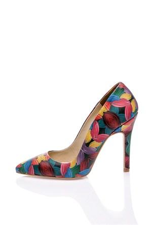 Los Ojo Colory Topuklu Ayakkabı