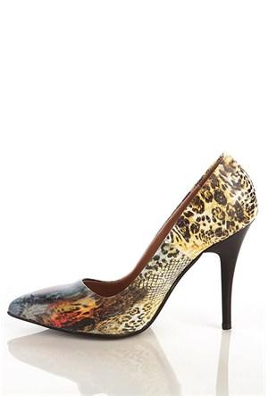 Los Ojo Gnc 028 Stiletto Kadın Topuklu Ayakkabı