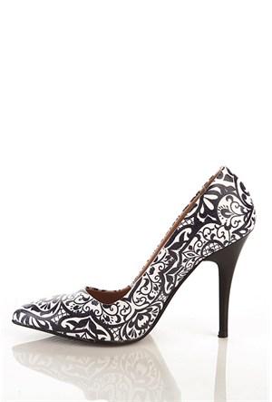 Los Ojo Gnc 034 Stiletto Kadın Topuklu Ayakkabı