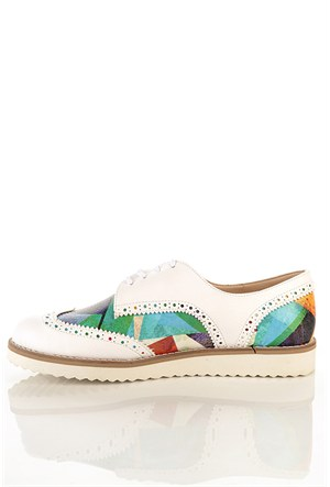 Los Ojo Hsn 032 Çiftyüz Kadın Ayakkabı
