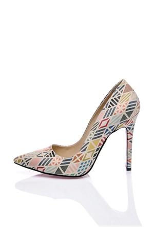 Los Ojo Nessio Topuklu Ayakkabı