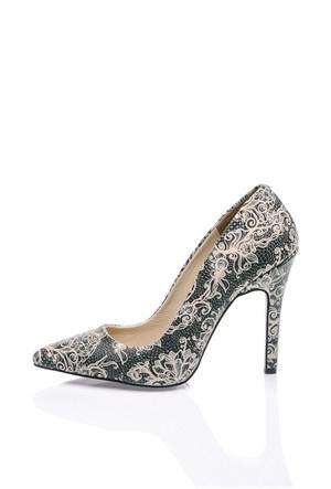 Los Ojo Pinklace Topuklu Ayakkabı