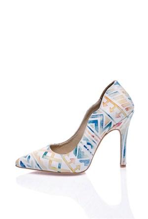 Los Ojo Puccalo Topuklu Ayakkabı