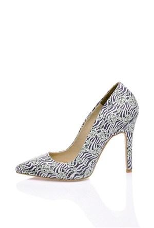Los Ojo Purpy Topuklu Ayakkabı