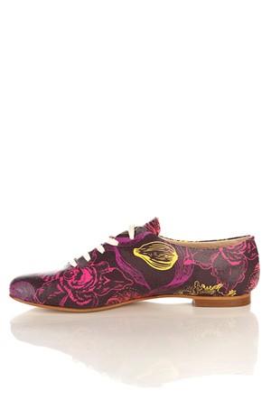 Los Ojo Srdr 005 Casual Bağcıklı Kadın Ayakkabı
