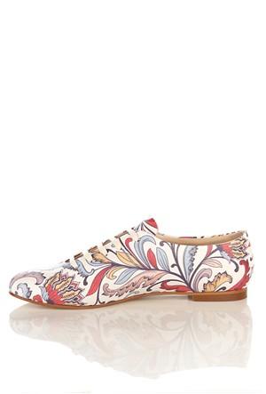 Los Ojo Srdr 014 Casual Bağcıklı Kadın Ayakkabı