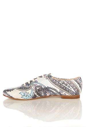 Los Ojo Srdr 020 Casual Bağcıklı Kadın Ayakkabı
