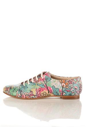 Los Ojo Srdr 021 Casual Bağcıklı Kadın Ayakkabı