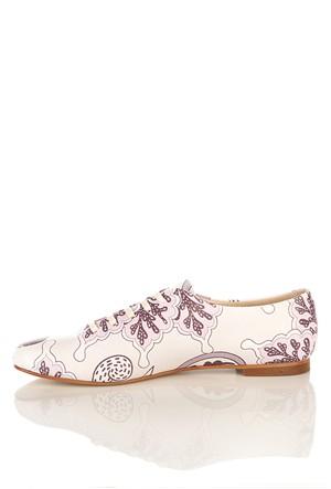 Los Ojo Srdr 025 Casual Bağcıklı Kadın Ayakkabı