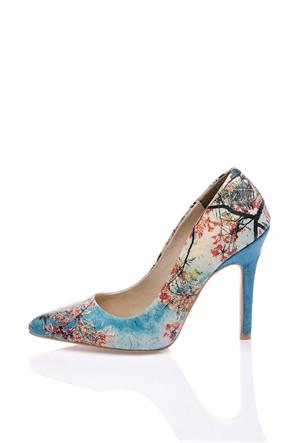 Los Ojo Tabloflora Topuklu Ayakkabı