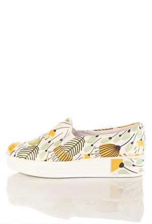 Los Ojo Tkn 007 Yüksek Sneaker Kadın Ayakkabı