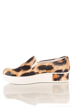 Los Ojo Tkn 009 Yüksek Sneaker Kadın Ayakkabı