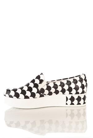 Los Ojo Tkn 012 Yüksek Sneaker Kadın Ayakkabı