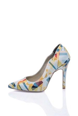 Los Ojo Toco Topuklu Ayakkabı