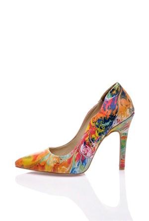 Los Ojo Toxic Topuklu Ayakkabı