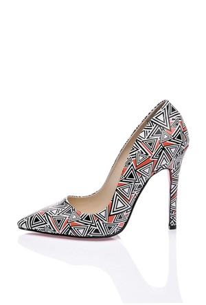 Los Ojo Triangle 100 Topuklu Ayakkabı