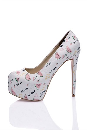 Los Ojo Ware Topuklu Ayakkabı