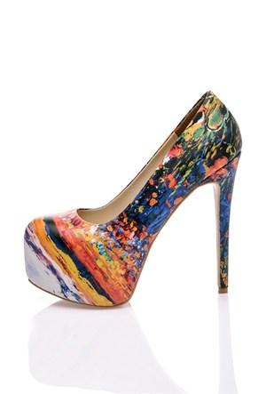 Los Ojo Yard Topuklu Ayakkabı