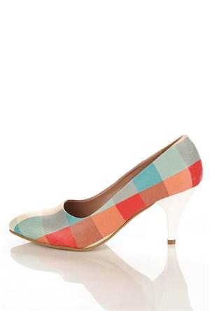 Los Ojo Ysn 004 Kısa Stiletto Kadın Topuklu Ayakkabı
